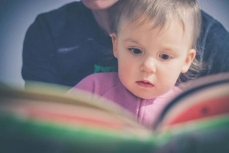 четете ли на детето си