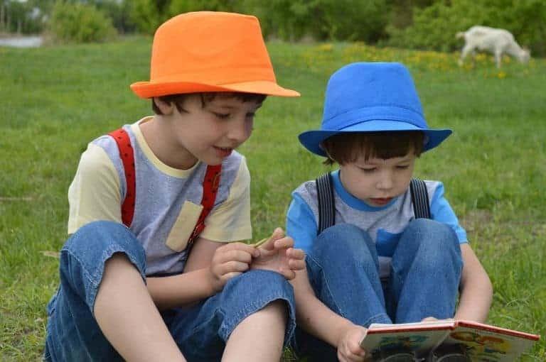 Книгите и децата