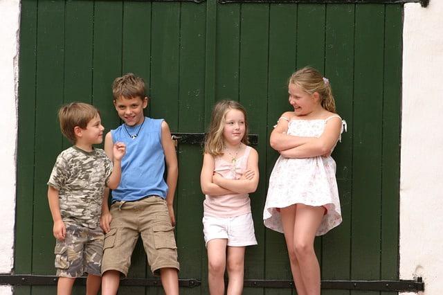 деца тайни
