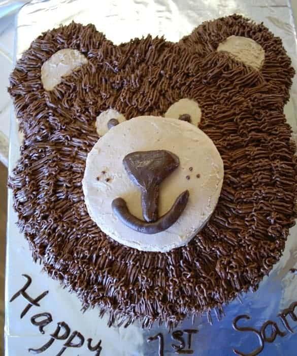 Хубава детска торта