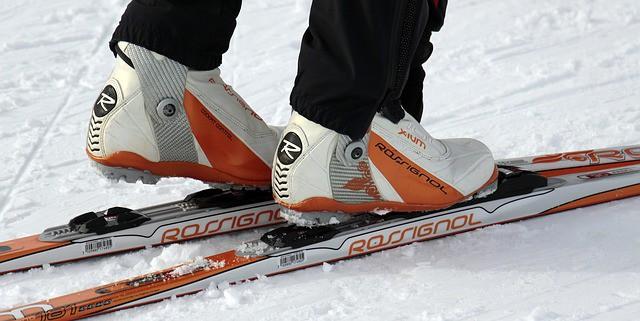 детски ски втора употреба