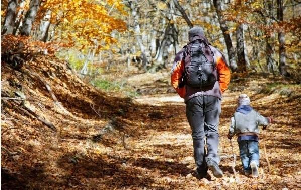 Детски маратонки за планина
