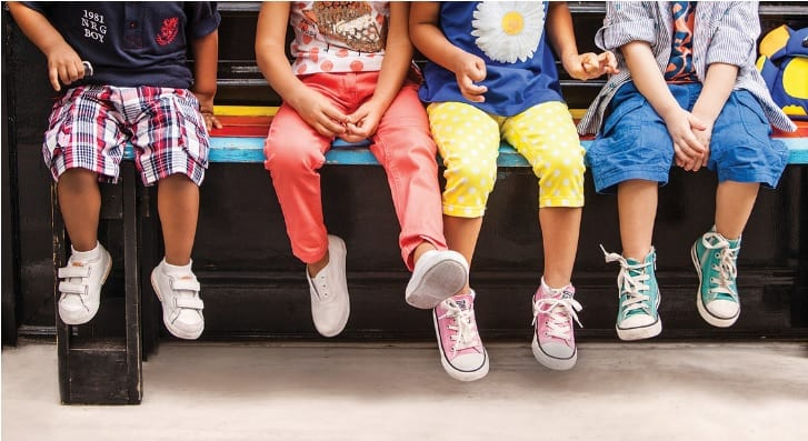 Как да изберем маркови маратонки за детето си