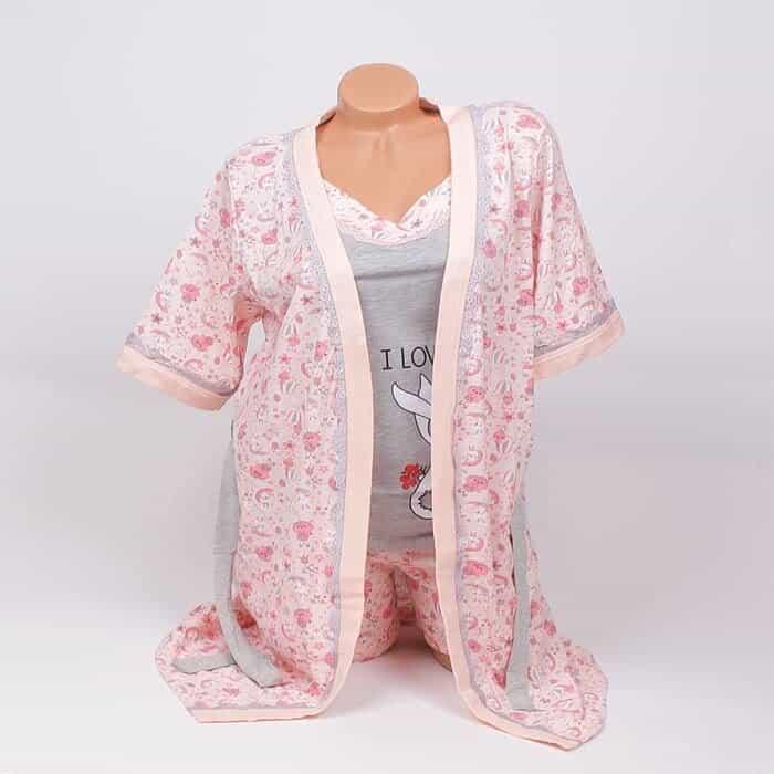Пижами за дами – избор на материи и цветове